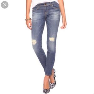 LOWEST Divine Rights Of Denim Distressed Jeans